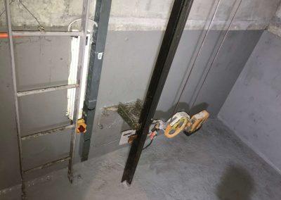 Lift Shaft Waterproofing in Melbourne-2