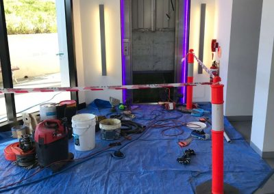 Lift Shaft Waterproofing in Melbourne-13