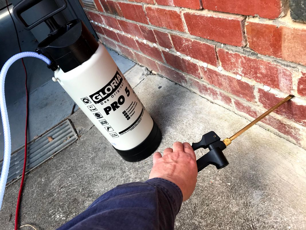 Damp Proofing Course Melbourne