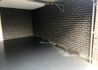 Garage Waterproofing Melbourne Before