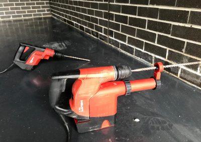 Garage Waterproofing Melbourne Hilti