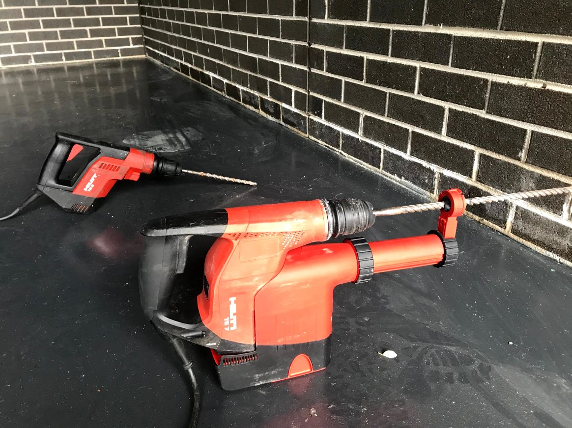 Garage Waterproofing Melbourne Hilti