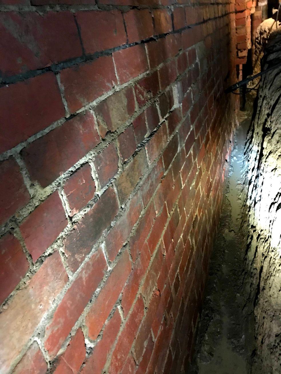 Waterproofing Outside Wall
