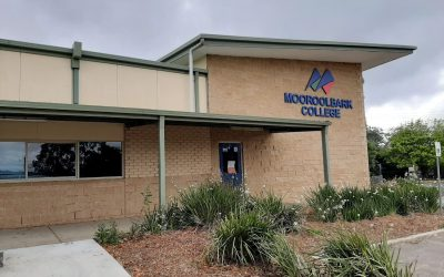 Top Quality Crack Stitching for Mooroolbark College