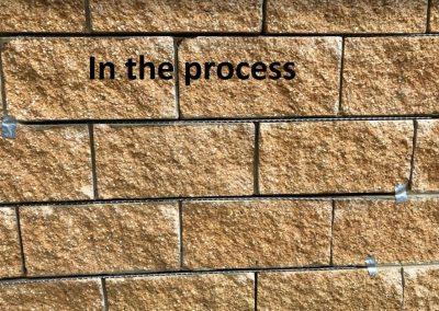 Crack Stitching Process