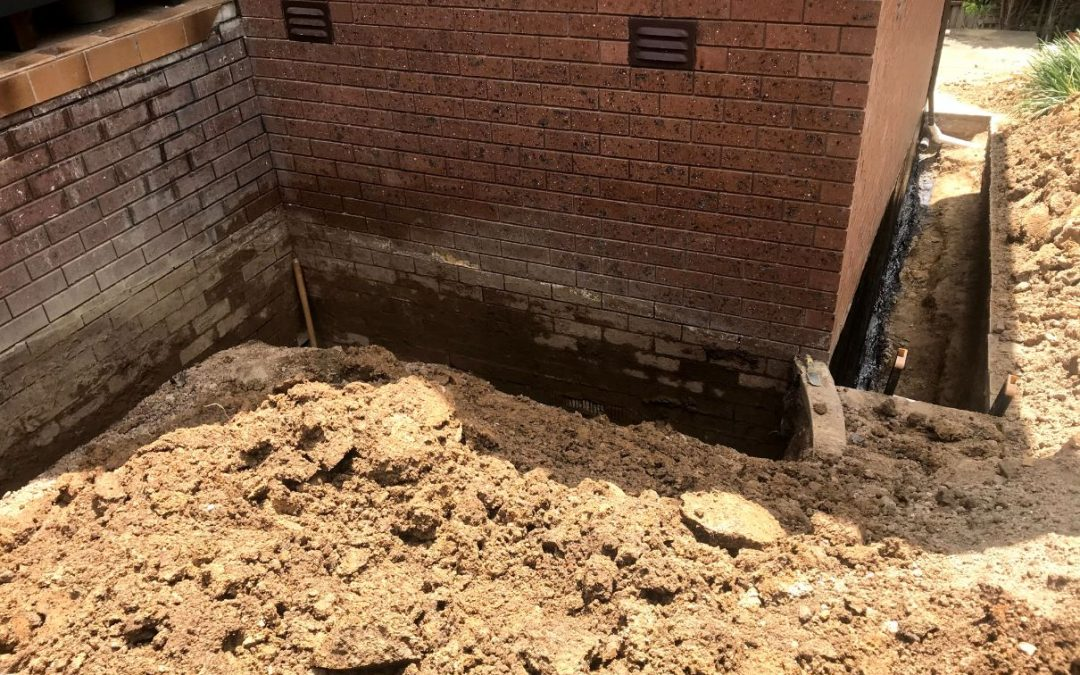 Top-Class External Waterproofing, Damp Proofing and Crack Stitching in Greensborough