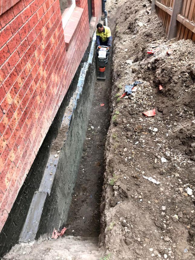 External Waterproofing Melbourne