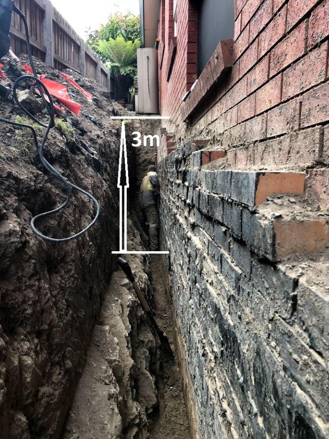 External Wall Waterproofing Macleod