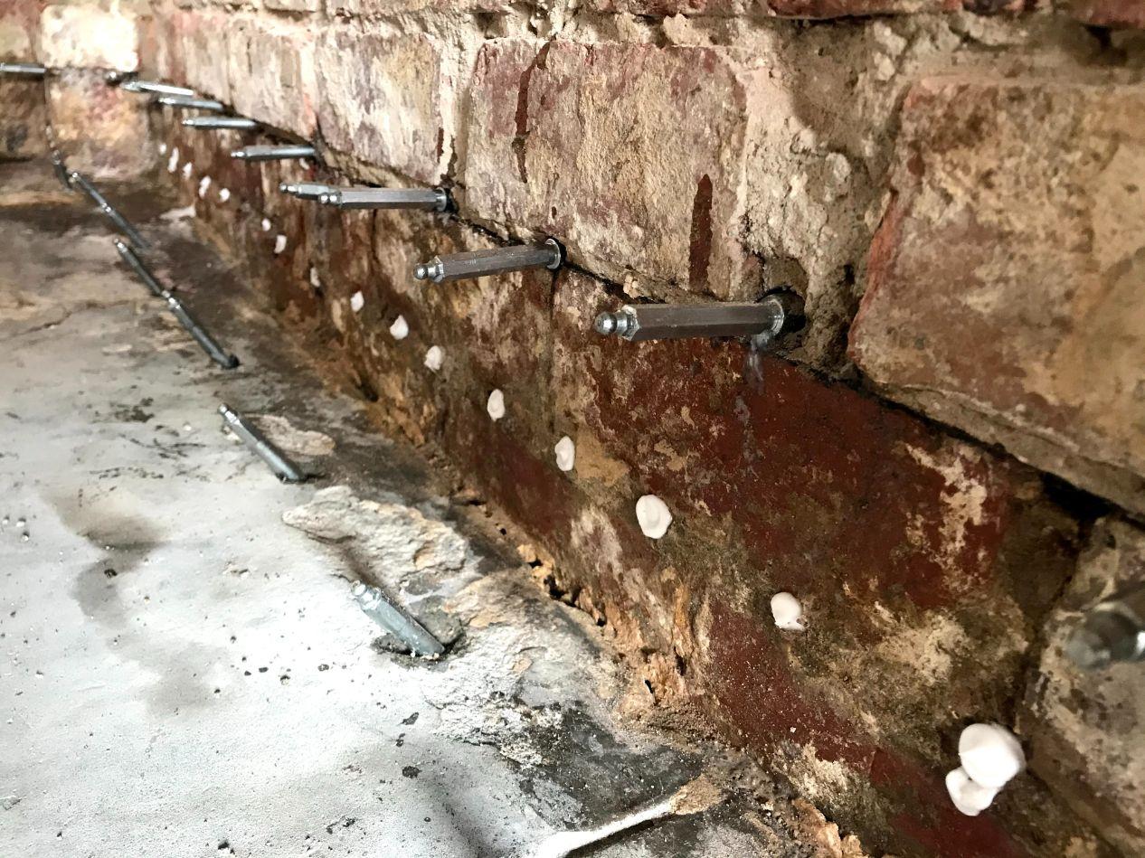 Garage Damp Proofing Rising Damp