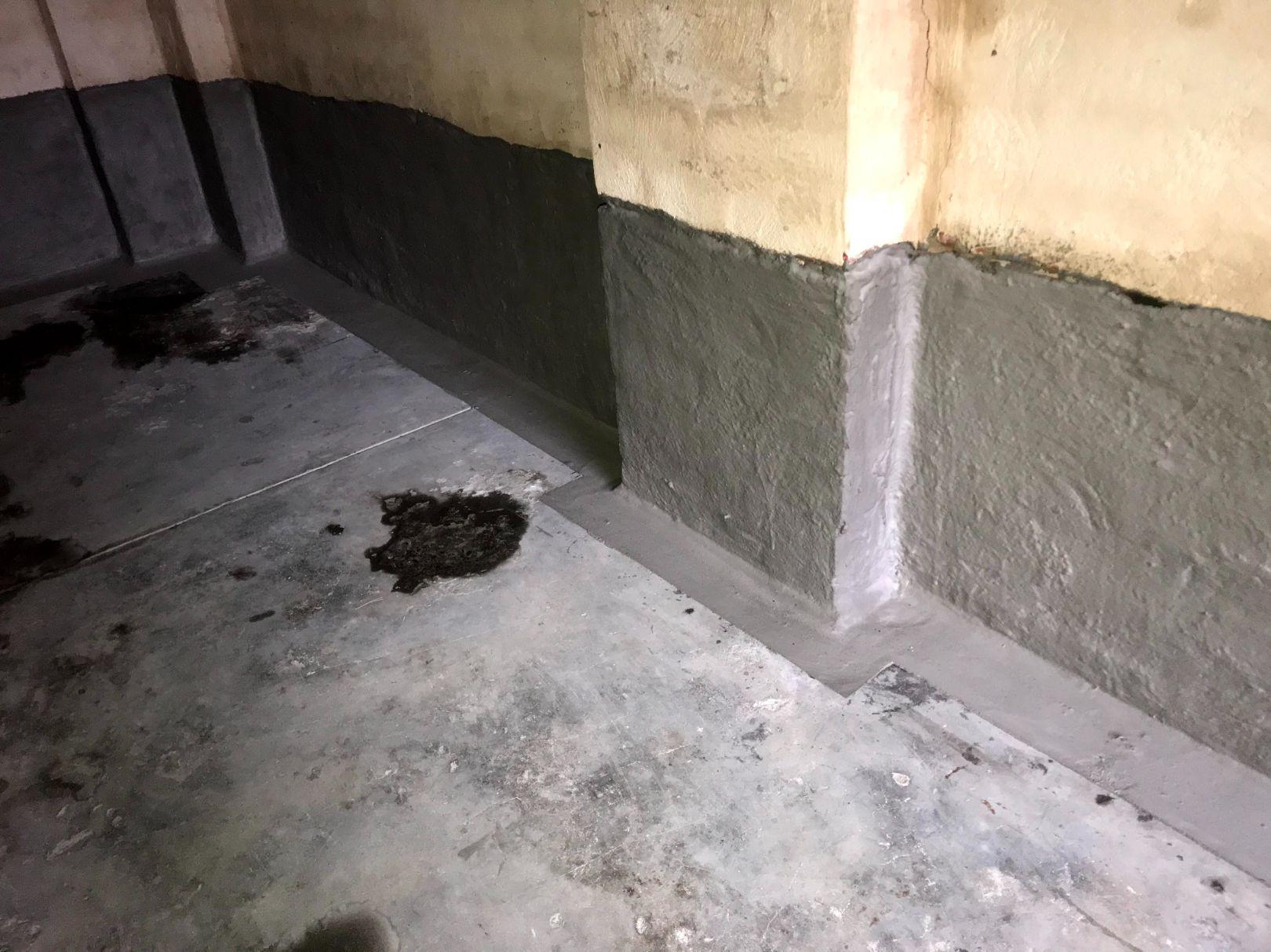 Garage Waterproofing Melbourne Membrane